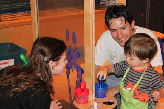 Seattle Children's Museum: Play together!