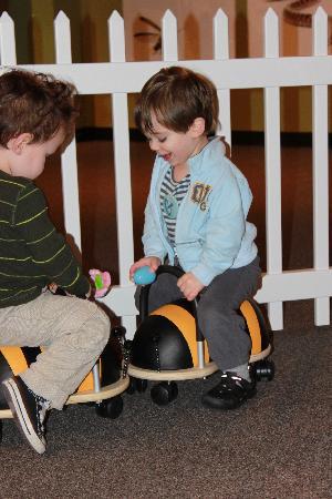 Seattle Children's Museum: Explore the Exhibits