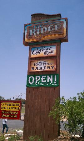 Cafe at the Ridge Kerrville