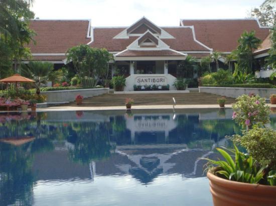 Santiburi Koh Samui : The best pool