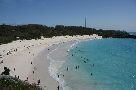 Horseshoe Bay Beach照片