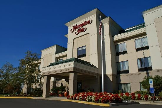 Hampton Inn Princeton: On The House Breakfast