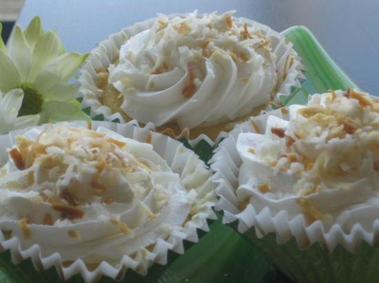 Rochester Deli: Key Lime Cupcakes