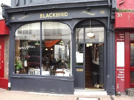 Blackbird Tea Rooms Brighton Restaurant Reviews Photos