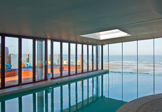 Watergate Bay Hotel: Hotel Pool