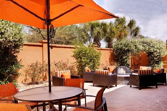 Courtyard Gainesville: Courtyard
