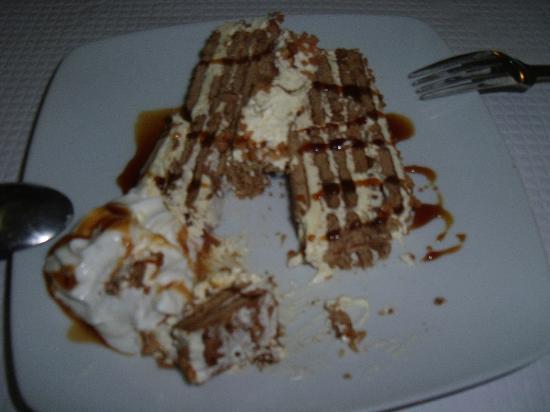 Mangello: Biscuit dessert