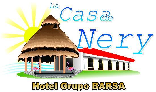 Hotel La Casa De Nery: Logo