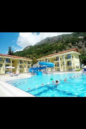 NOA Hotels Oludeniz Resort Hotel: different pool with slide