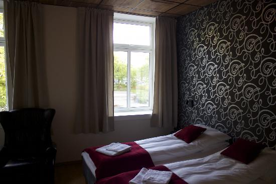 Moss Hotel : camera