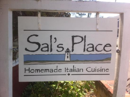 Sal's Place: YUM!