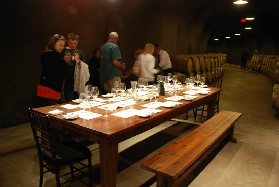 Inglenook: Wine Tasting in the Caves