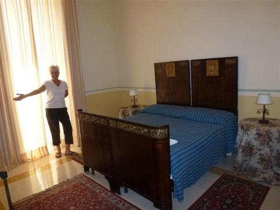 Casa Mia: Our room
