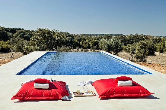 Villa Extramuros: Piscine