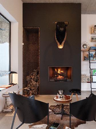Villa Extramuros: Salon