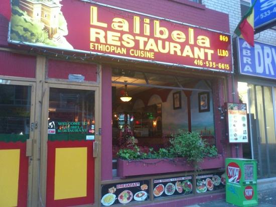 Lalibela Restaurant: Lalibela