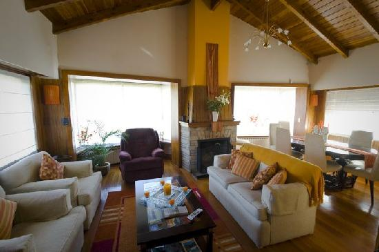 Casa Labian Bed&Breakfast: Sala de estar