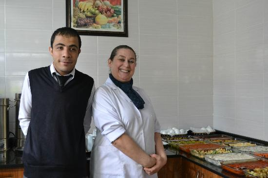 Dara Otel: Wonderful staff