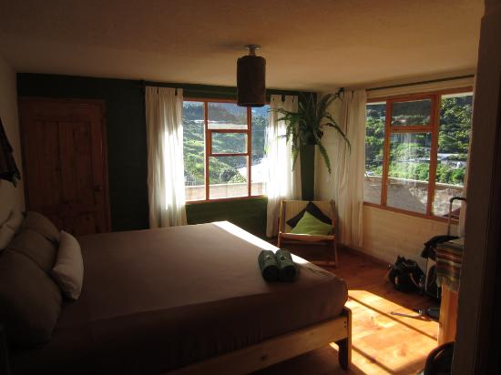 La Casa Verde- Eco Guest House : our superior double