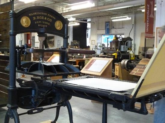 Hamilton Wood Type Museum & Printing Museum