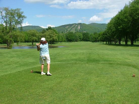 North Conway Country Club: Back nine par 5