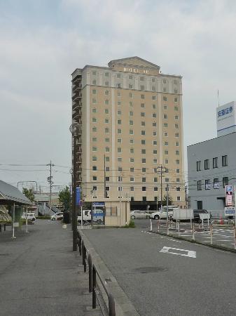 Spring Sunny Hotel Nagoya Tokoname: ホテル全景