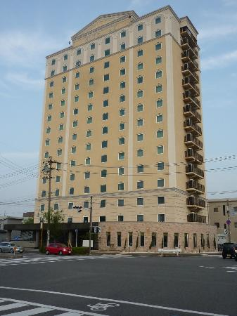 Spring Sunny Hotel Nagoya Tokoname: ホテル全景2