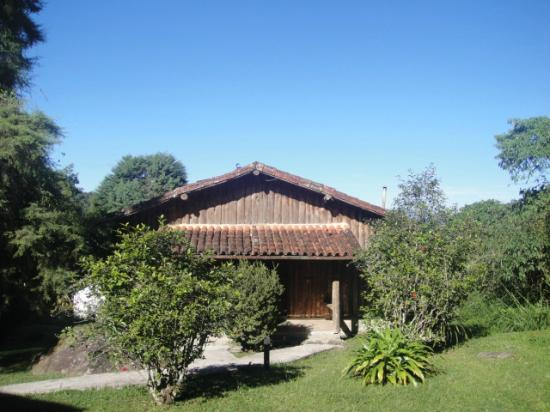 Itatiaia National Park, RJ: The big house view