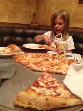Brooklyn Boyz Pizza : Best pizza!