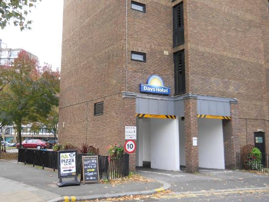 Days Hotel Waterloo London Bewertung