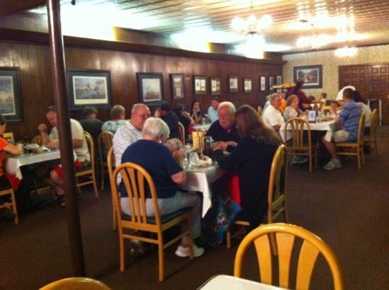 Beechwood Restaurant Vicksburg Mississippi Menu