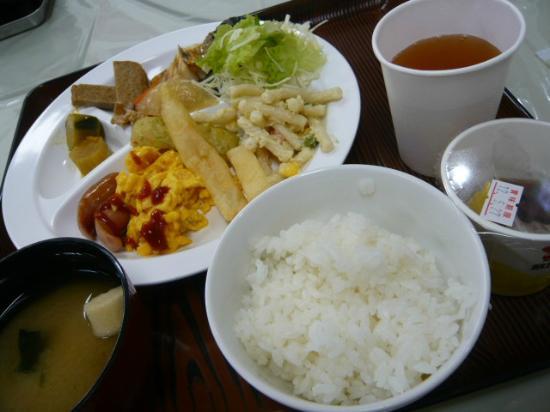 Matsuyama New Grand Hotel: 朝食