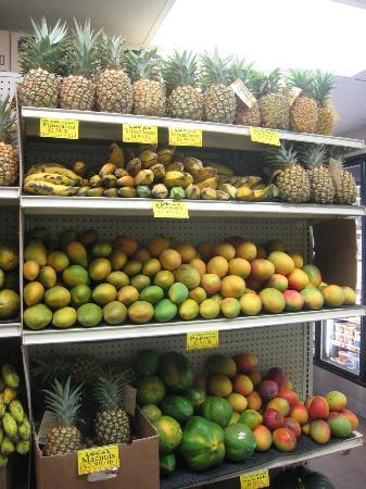 Mana Foods : Mana tropical produce