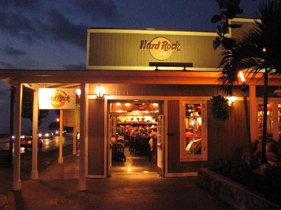Hard Rock Cafe Lahaina Reviews
