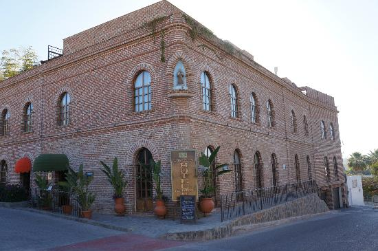 Guaycura Boutique Hotel Beach Club & Spa: hotel historical building
