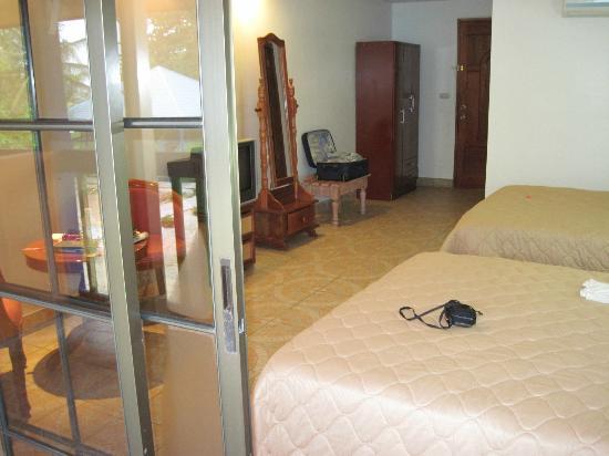 Arenas Beach Hotel: Comfort Room #31
