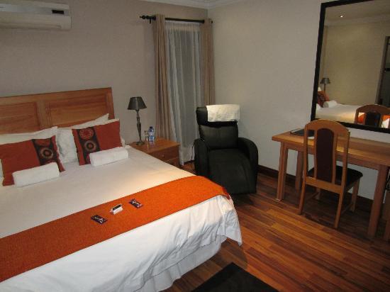 Uitsigpark Guest@home4U: Guest room