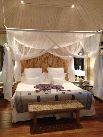 Desroches Island : beach suite