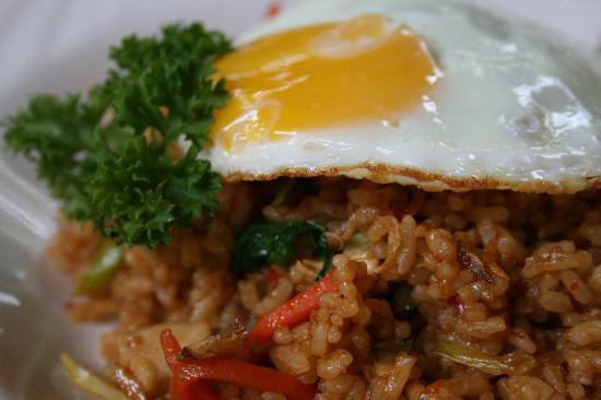 The Pavilions Bali : Breakfast