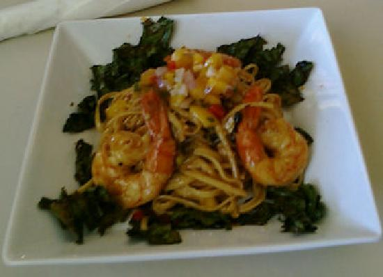 Tapas Downtown: Sweet and Spicy Linguini
