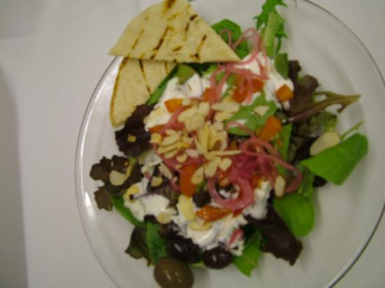 Tapas Downtown: Housemade Salad Dressings