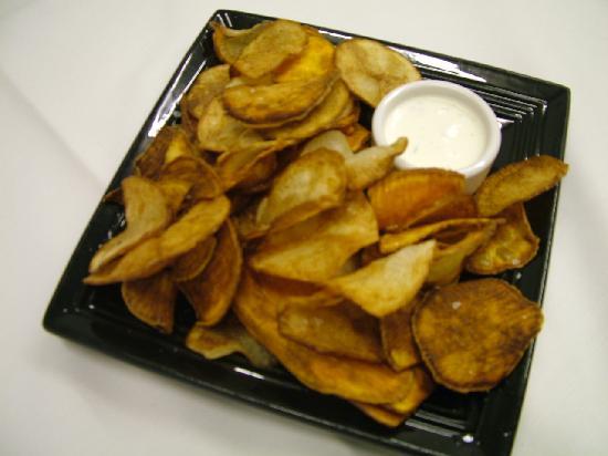 Tapas Downtown : Downtown Fries