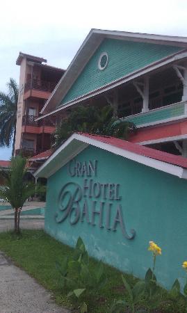 Carlos' Steak House: Bahia Hotel where Carlos steakhouse is located