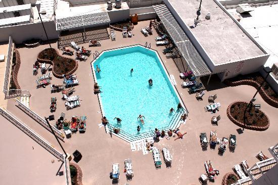 Don Laughlin's Riverside Resort: 3rd Floor Pool North Tower