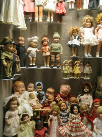 Prairie Museum of Art & History: A sampling of huge doll collection on display
