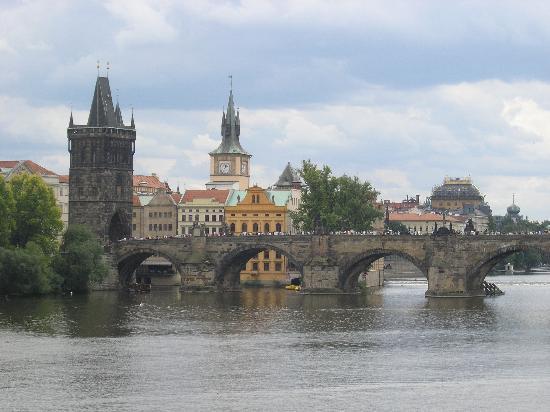 Pavel's Personal Prague Tour : beautiful Charles Bridge
