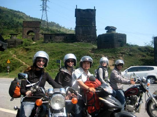 Hue Brother Riders Day Tours
