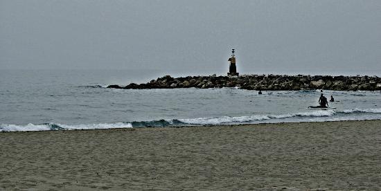 La Orquidea: Cabopino beach