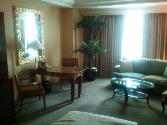 Hotel Mulia Senayan: Room