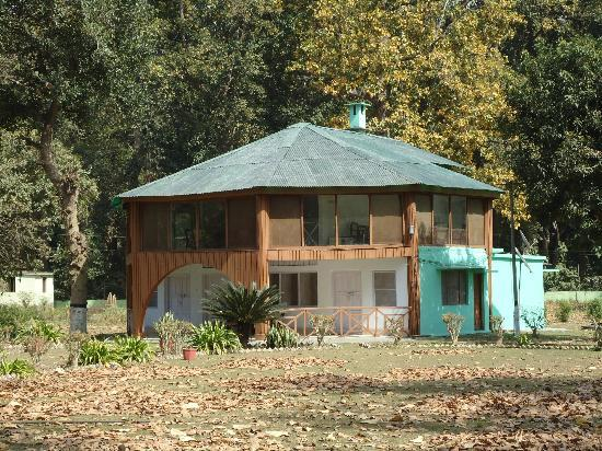 Dudhwa National Park, Ινδία: Director Office